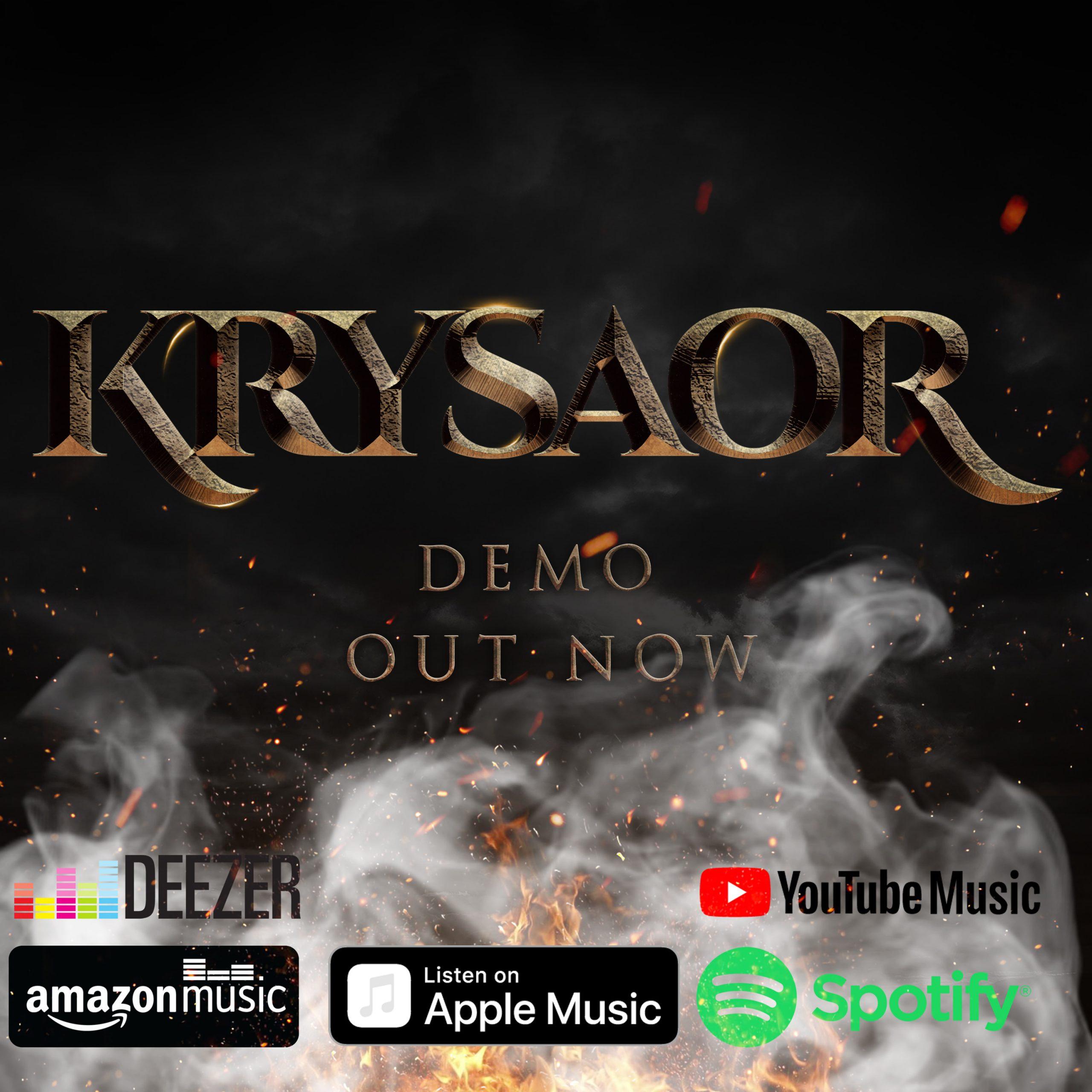 Krysaor Disciple