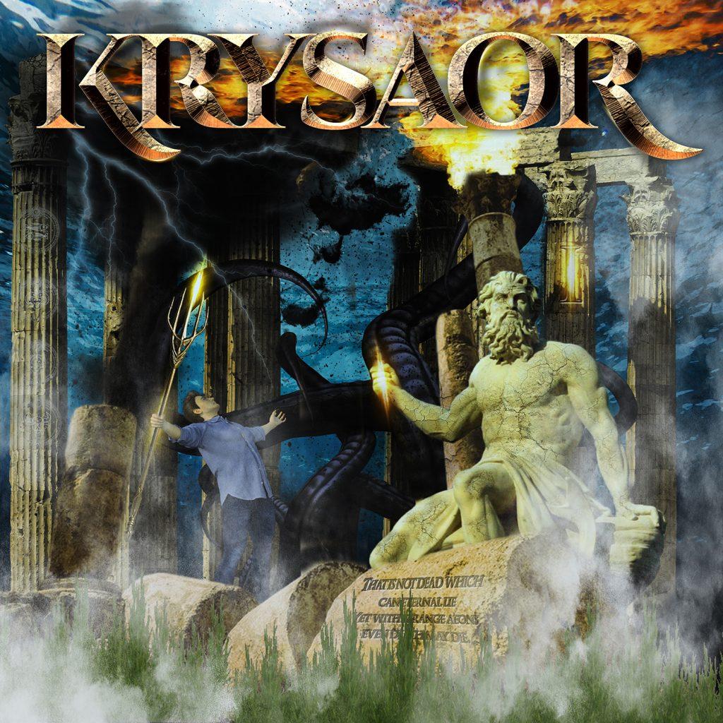 KRYSAOR I - Physical version